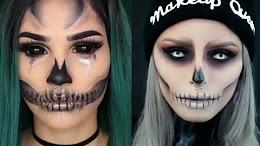 Videos De Maquillaje De Halloween.Maquillajes Para Halloween