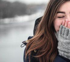 pelo cabello invierno